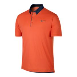 Nike Golf Transition Chambray Men's Polo