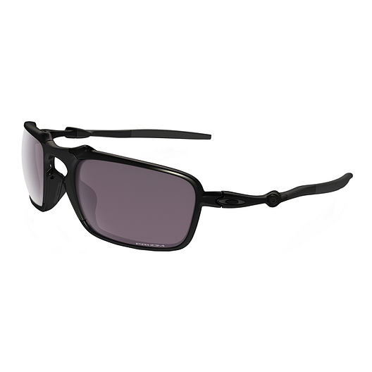 05984789c19a7 Oakley Badman Polarized Sunglasses- Dark Carbon with Prizm Daily Polarized  Lenses