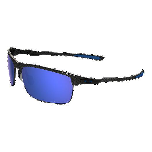 64a85615c0140 Oakley Carbon Blade™ Polarized Sunglasses - Carbon Fibre Frame with Ice  Iridium Lens