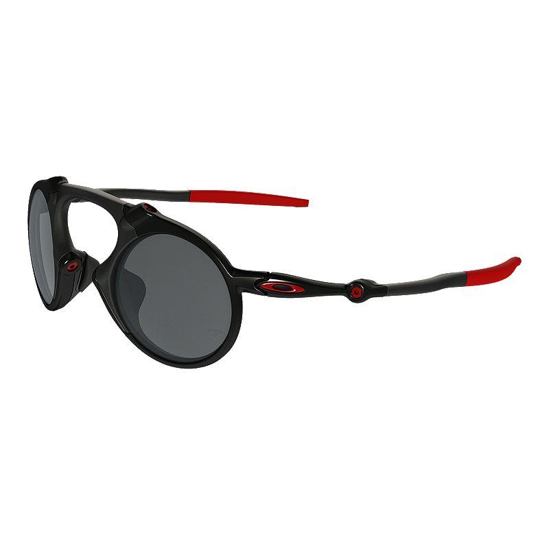 7a883dcfa727f Oakley Madmen™ Sunglasses - Dark Carbon Frame with Black Iridium Lenses  (888392082398) photo