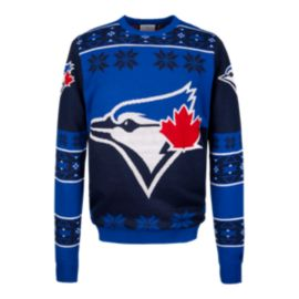 Toronto Blue Jays Ugly Big Logo Sweater