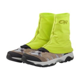 Outdoor Research Sparkplug Gaiters - Lemongrass