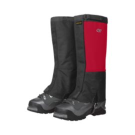Outdoor Expedition Crocodile Gaiters - Red