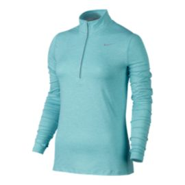 Nike Run Element Half-Zip Women's Long Sleeve Top