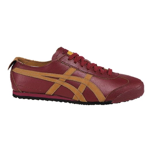 size 40 2ac58 3f859 ASICS Men's Onitsuka Tiger Mexico 66 Shoes - Red/Tan | Sport ...