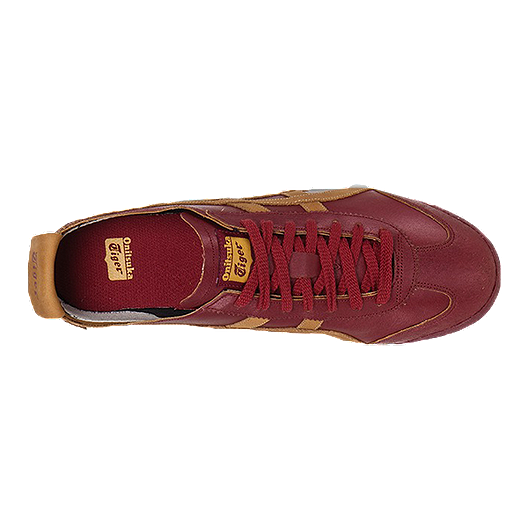 size 40 800f0 719d2 ASICS Men's Onitsuka Tiger Mexico 66 Shoes - Red/Tan | Sport ...