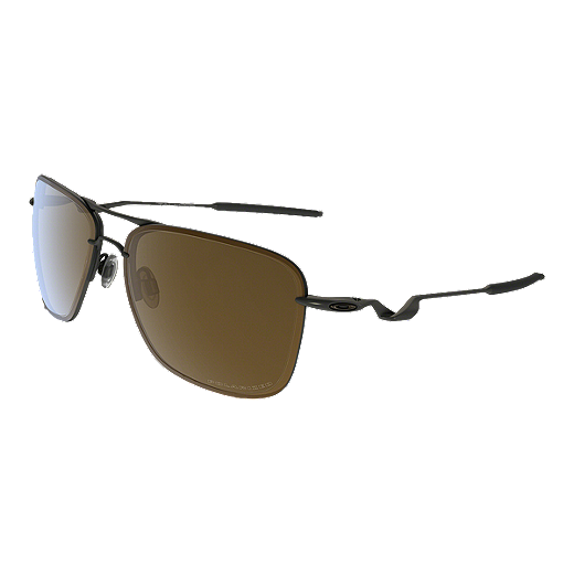 Oakley TailHook Sunglasses - Titanium Frame w/ Titanium ...