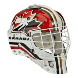 Bauer NME Street Youth Goalie Mask - Canada