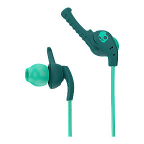 Skullcandy XTplyo Headphones - Teal/Green