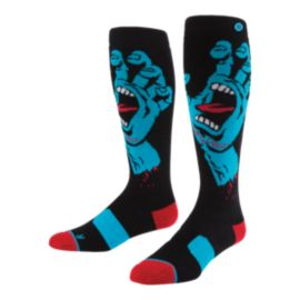 Stance Screaming Hand Snow Men's Sock