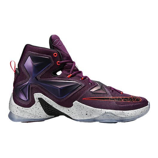 check out b4932 27a2f Nike Men's LeBron XIII