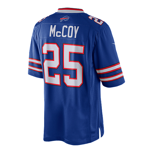 100% authentic d519b 4bcfd Buffalo Bills LeSean McCoy Blue Jersey