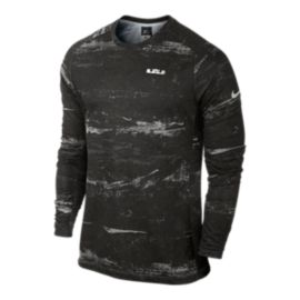 Nike LeBron Ultimate Elite Men's Long Sleeve Shooter Top