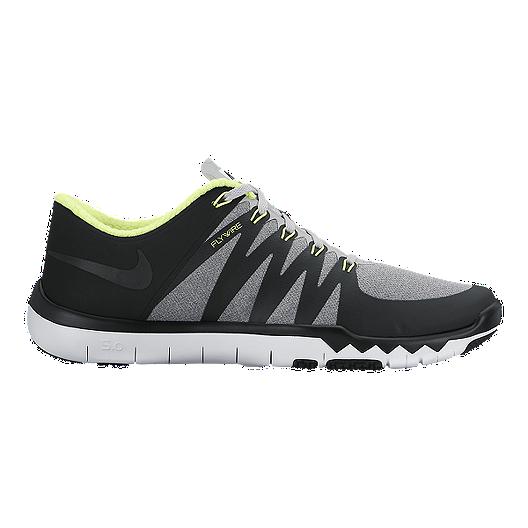 451e5034b419 Nike Men s Free Trainer 5.0 V6 Amp Training Shoes - Dark Grey Grey ...