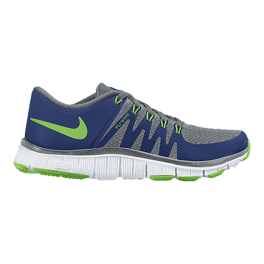 sports shoes 2007c bc1f1 Nike Free Trainer 5.0 Grade-School Kids' Training Shoes ...