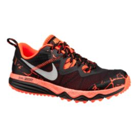 Nike Dual Fusion Trail Grade-School Kids' Running Shoes