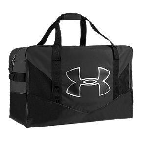 b9dbe3306568 Under Armour Pro Duffel Hockey Bag - Black