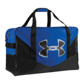 Under Armour Pro Duffel Hockey Bag - Royal