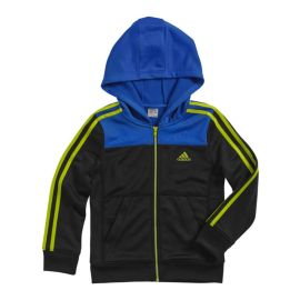 adidas Boys' Energy Hooded Jacket