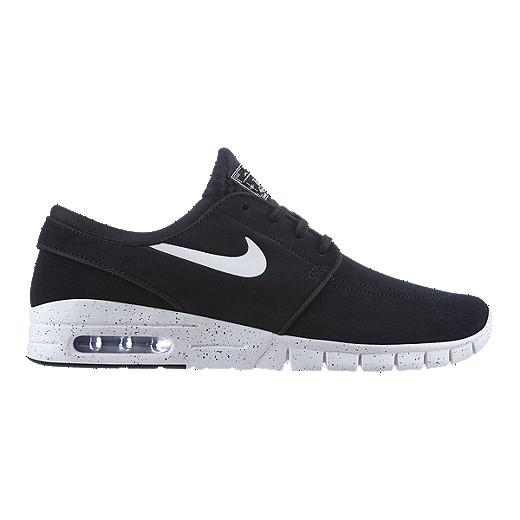 6fc9515e1a Nike Men's Janoski Max Skate Shoes - Black/White | Sport Chek