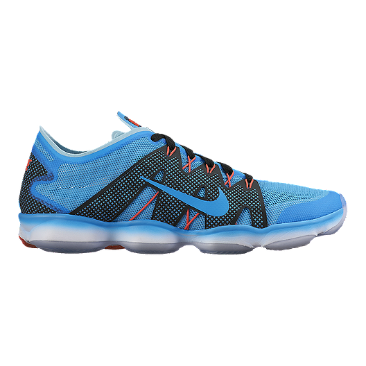 97453833df2f Nike Women s Zoom Fit Agility 2 Training Shoes - Blue
