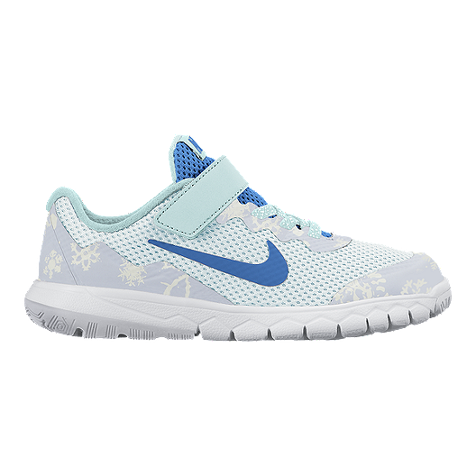 cd48c80f1642 Nike Flex Experience 4 Print Pre-School Girls  Running Shoes