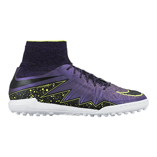pretty nice da0e1 15721 Nike Men's HyperVenom X Proximo Turf Indoor Soccer Shoes ...