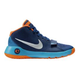 Nike KD Trey 5 Grade-School Kids' Basketball Shoes