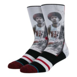 Stance NBA Dr. J Ink Splatter Men's Socks
