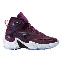 18ca820a2d3 ... reduced nike kids lebron xiii grade school basketball shoes black  purple sport chek 528f4 73a65