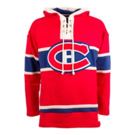 Montreal Canadiens Lacer Hoodie