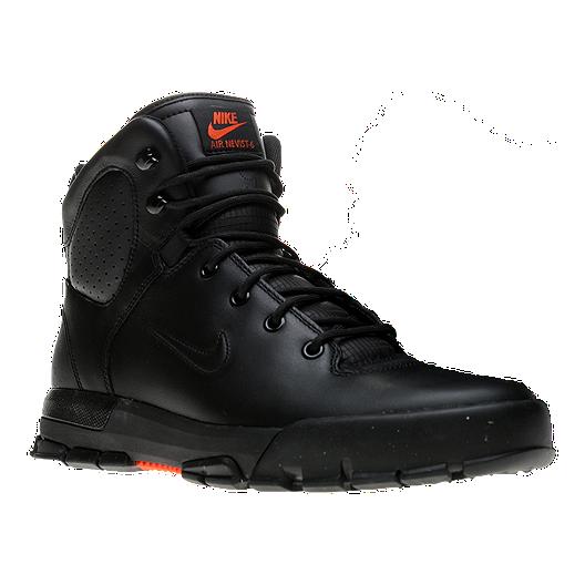 e5b6bff3dfc Nike Men s Air Nevist 6 Trend Boots - Black