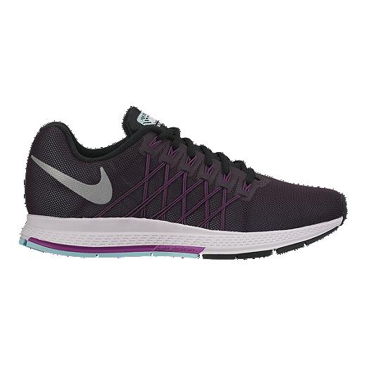 b74e8e1afe Nike Women's Air Zoom Pegasus 32 Flash Running Shoes - Purple/Silver | Sport  Chek