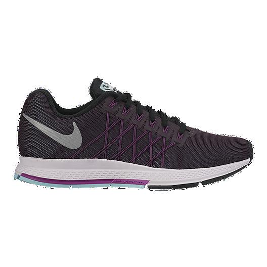 110bd78b1a64 Nike Women s Air Zoom Pegasus 32 Flash Running Shoes - Purple Silver ...