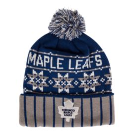 Toronto Maple Leafs Crawford Cuff Pom Knit