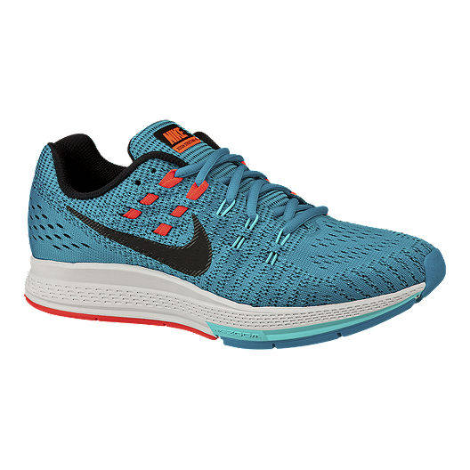 premium selection 35631 09184 Nike Women's Air Zoom Structure 19 Running Shoes - Blue ...