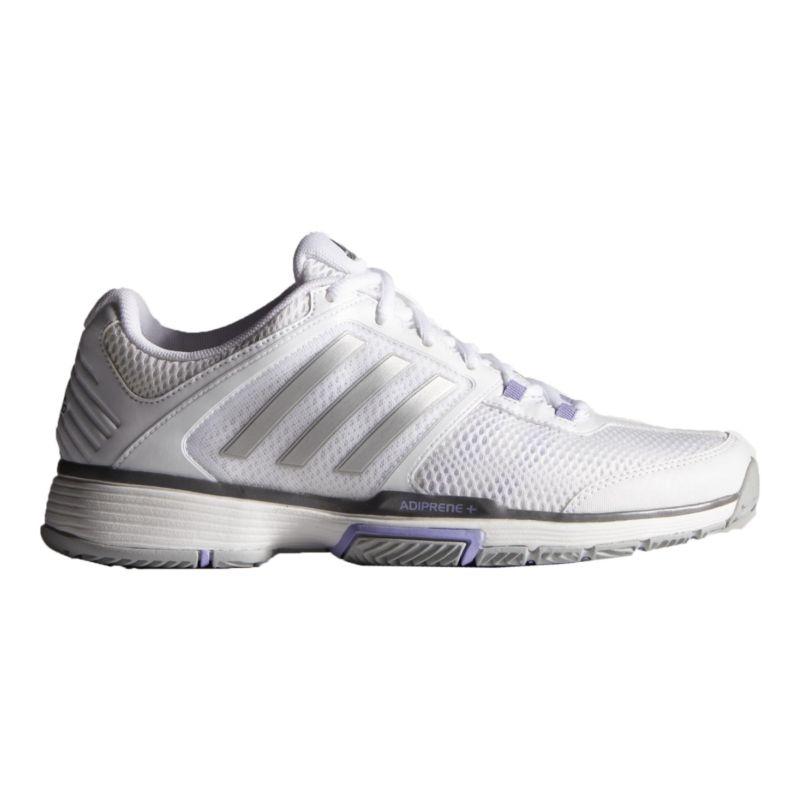 adidas s barricade team 4 tennis shoes white