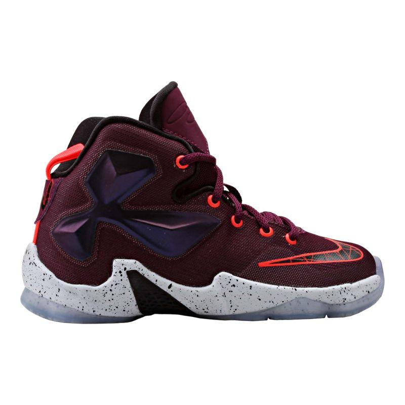 nike lebron xiii pre school basketball shoes sport