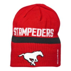 Calgary Stampeders Reversible Knit