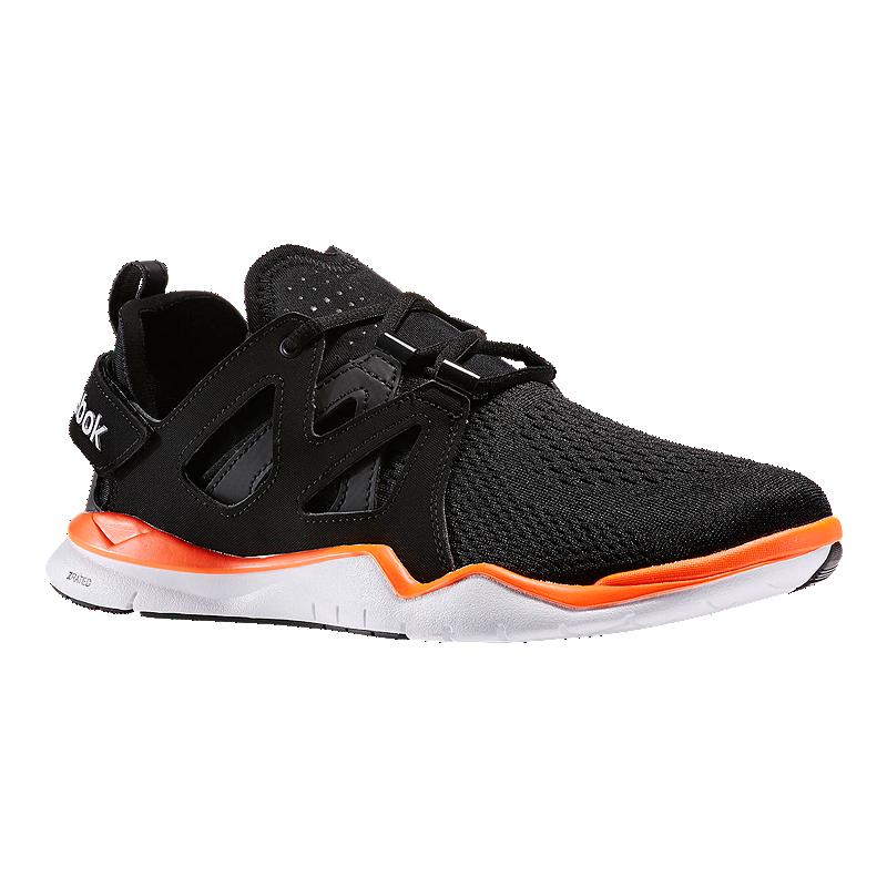 29bd6b6f28d8 Reebok Men s ZCut TR 2.0 Training Shoes - Black Orange White