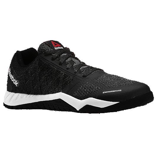 a10b885887997 Reebok Men s Workout TR Training Shoes - Black White
