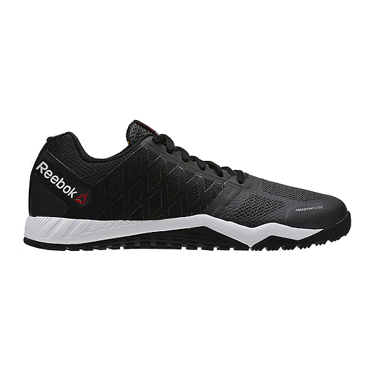6418390884ef Reebok Men s Workout TR Training Shoes - Black White