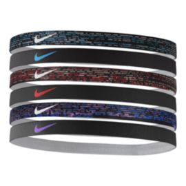 Nike Printed Men's Headbands Assorted-6-Pack