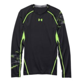 Under Armour Graphic Compression Men's Long Sleeve Top