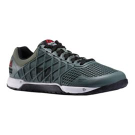Reebok Men's CrossFit Nano 4.0 Men's Training Shoes - Cam Green/Black