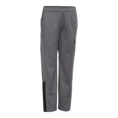 Under Armour Boys' Storm Armour® Big Logo Fleece Pants