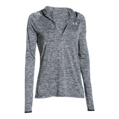Under Armour Tech Twisted Women's Hooded Long Sleeve Top
