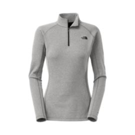 The North Face Expedition Women's Long Sleeve Zip Neck Top