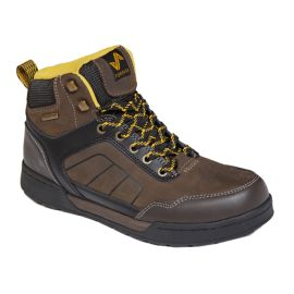 Forsake Men's Pilot II Casual Shoes - Dark Brown/Black