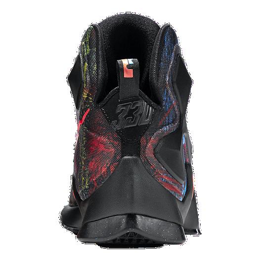 df5084cb69aa Nike Men s LeBron XIII Basketball Shoes - Black Multi Pattern. (0). View  Description